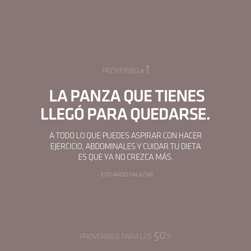 Proverbio # 1