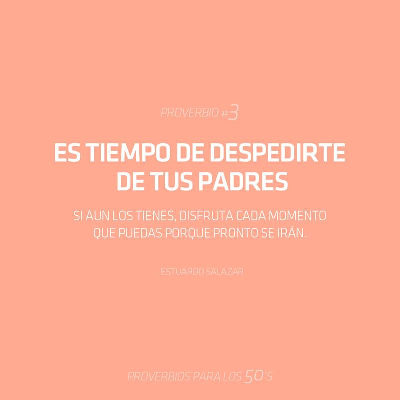 Proverbio # 3