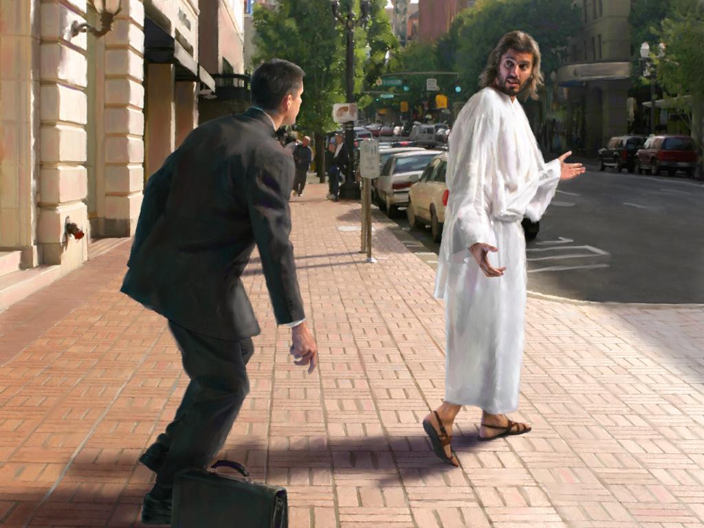 Resultado de imagen de jesus me llama