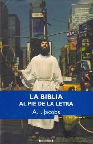 La Biblia al Pie de la Letra_A.J.Jacobs