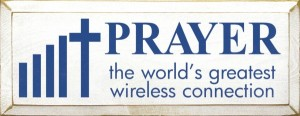 prayer wireless cross
