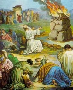 Elías y Baal