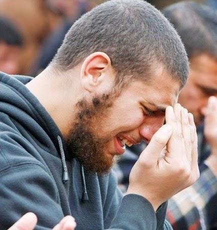 prayer of suffering